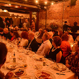wine dinner, Tony DiDio